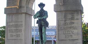 """Confederate Monuments, Civil Rights Memorials and Civic Values"""