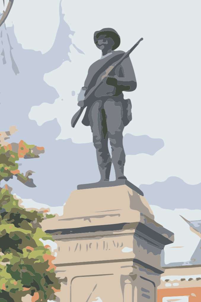 """Human Rights Lecture: """"Confederate Monuments, Civil Rights Memorials, and Civic Values"""""""