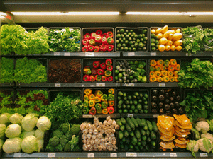 Virtual Grocery Store