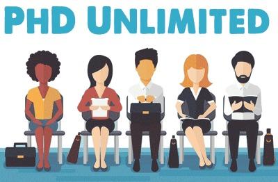 "PhD Unlimited Workshop: ""Curating Your Digital Identity"""