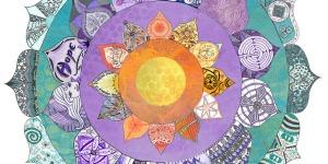 Book Project: Community Art Mandala Workshop