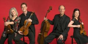 """Lydian String Quartet: """"Rosamunde"""""""
