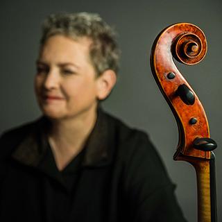 Rhonda Rider, solo cello (Noon Concert)