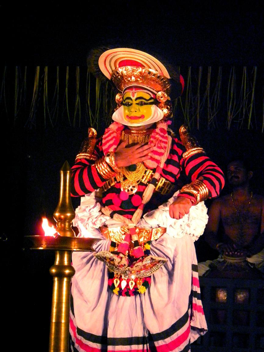 Kudiyattam