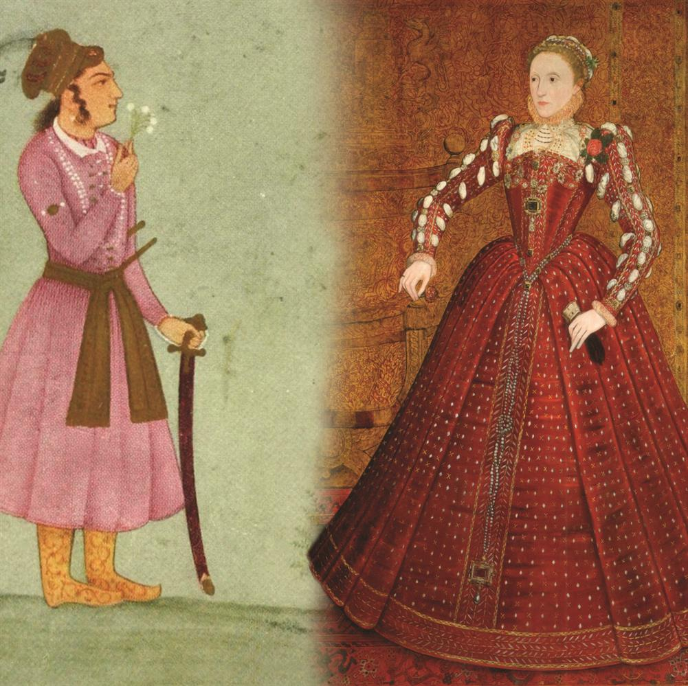 """Elizabeth and Akbar"" Musics of England and India"