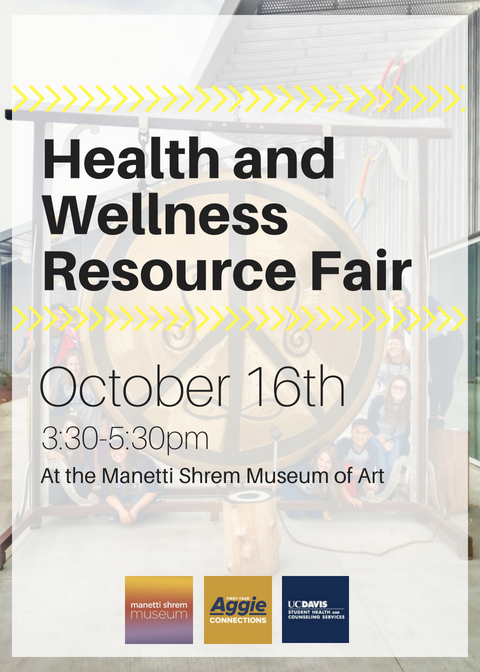 First-Year Aggie Connections Health and Wellness Resource Fair
