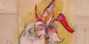 Comings & Goings: Works on Paper by Rick Bartow