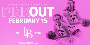 Pink Game: Women's Basketball vs. Long Beach State