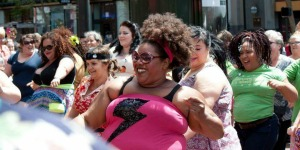 """""""Not So Tiny Dancer: Thoughts Behind the Fat Flash Mob"""""""