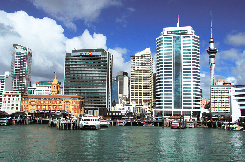 "Internships Abroad New Zealand, ""Business and Communication"" - Info Session"