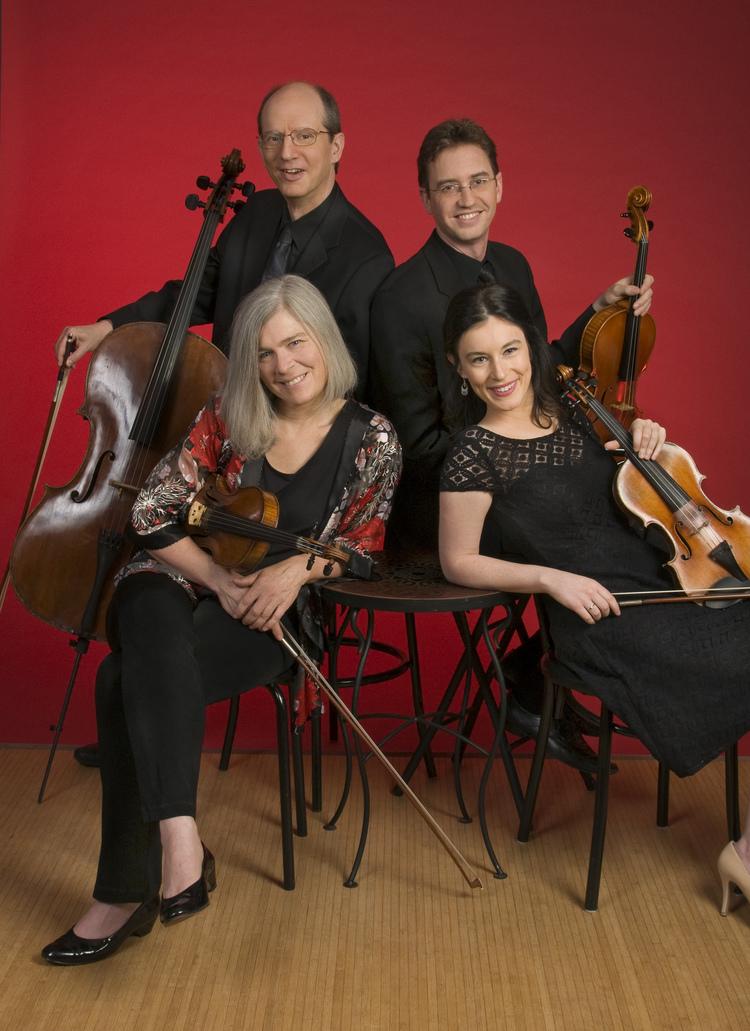 Lydian String Quartet: Graduate Student Works